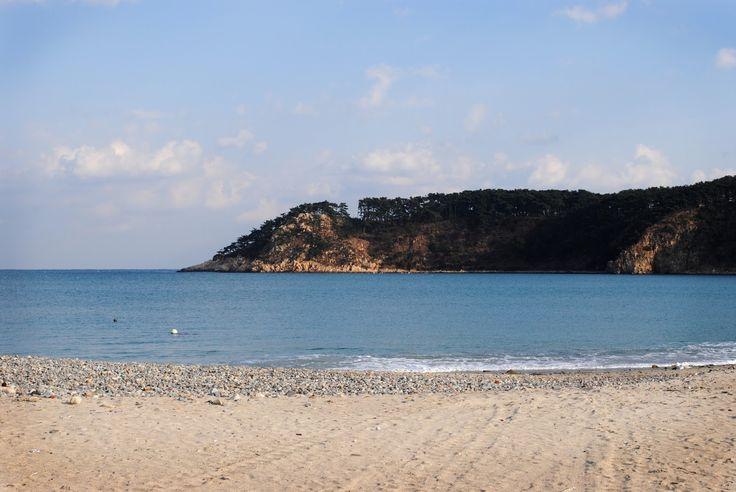 Ilsan Beach—Ulsan, South Korea