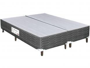 Box para Colchão King Size Bi-Partido 96x158cm - Paropas Finesse Black