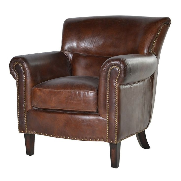 Classic Leather Armchair Best 38 Amaury Furniture