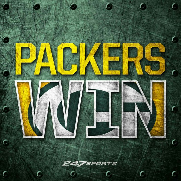 Packers win!!!!