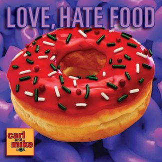 In Love Hate Food, Carl and Mike discuss their love hate relationship with food, exercise and being healthy. Talk about how to create new healthy habits and devise a plan for healthy living. They end the conversation with thoughts about smoking and when would be a good time to start. #food #foodie #podcast