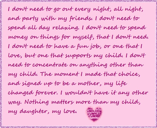 my daughter my love quotes that i love pinterest