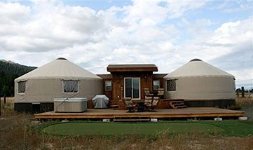 Best 20 Yurt Home Ideas On Pinterest Yurts House
