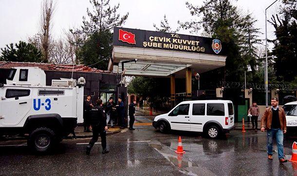 Ликвидированы напавшие на полицейский участок террористы