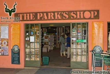 KNP - Letaba - Shop