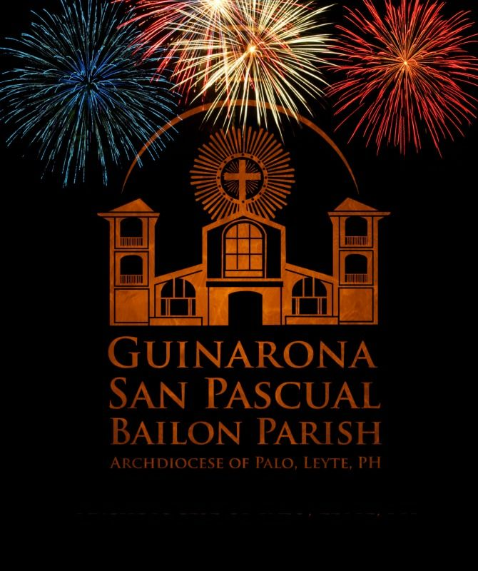 Happy New Year!  From Guinarona San Pascual Parish, Leyte, Philippines