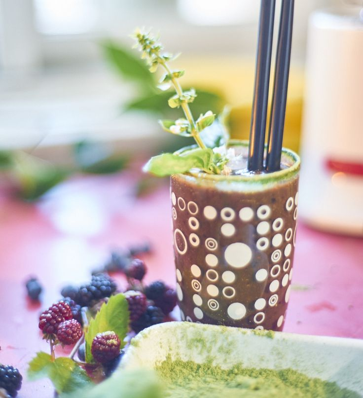 Superzdravý ranní nápoj