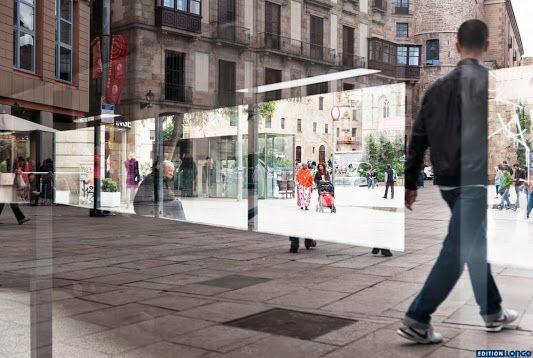 """Lissabon. Aufgenommen von Erich Dapunt, enthalten im Bildband """"Translucency"""" #lisboa #lissabon #portugal #reflection #spiegelung"""