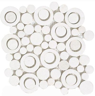 Moon Saturn Blanco- Porcelanosa Tile for Georgia's Bath