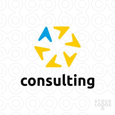 consulting company consulting logo logotype
