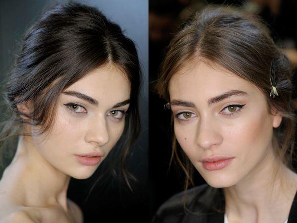 Eyeliner blijft steeds meer weer terugkomen in de make-up wereld. En eigenlijk kan hij altijd wel.