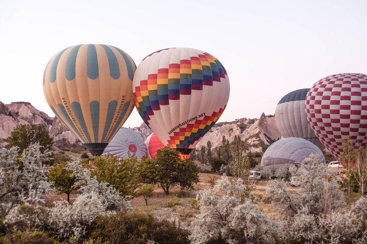 Travel Guide to Cappadocia, Turkey