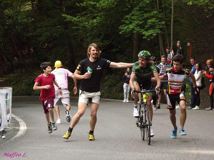 #Giroditalia Oropa 24 maggio. Foto di Leana Maffeo 2014 #bike #bici #ciclismo