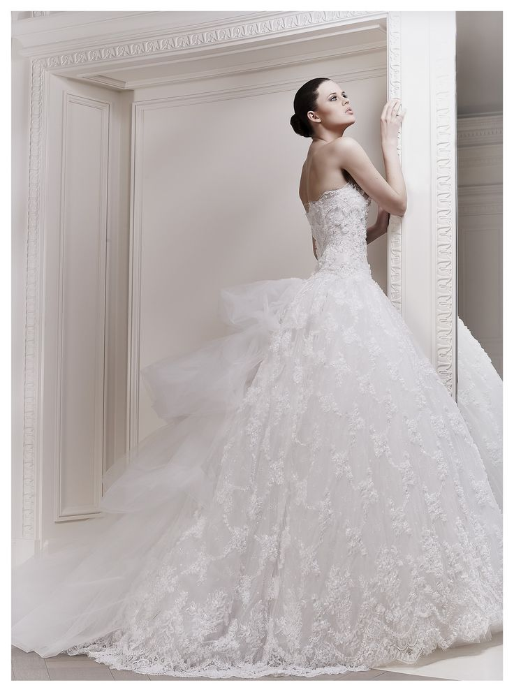 25+ best Zuhair Murad bridal images by Novias luxury bridal store on ...