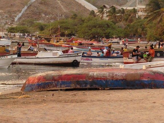 Taganga in Magdalena