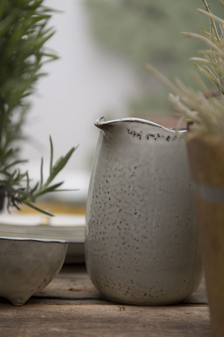 #BrosteCopenhagen - collection Nordic Sand - grès émaillé - Broste Copenhagen http://www.brostecopenhagen.com/
