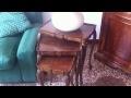 Trittico di tavolini - Ale - Patacu.com