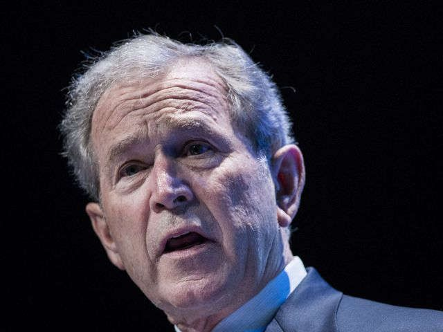 George W. Bush: C students, you too can be president