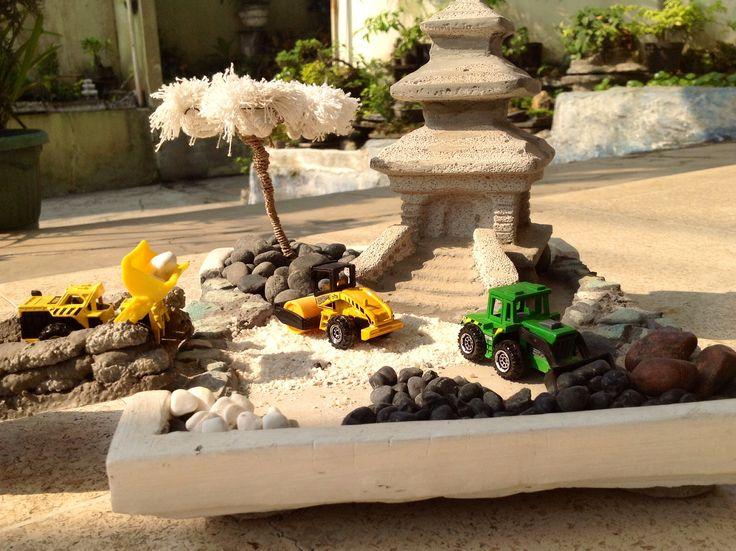 Mini Zen Garden Part - 49: We Sorry, The Temple Of Mini Zen Garden Still Under Construction