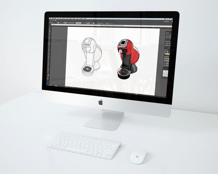 "Przejrzyj mój projekt w @Behance: ""Vectors illustration""…"