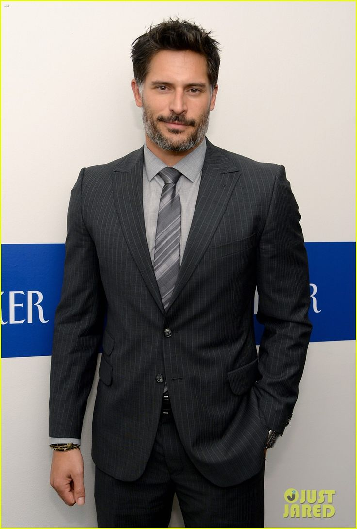 Joe Manganiello Suits Up for WHCD Weekend
