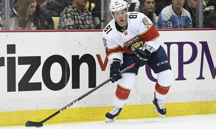 Report   Vegas set to bring in Marchessault from Florida = The Florida Panthers saw forward Jonathan Marchessault score a whopping 30 goals during the 2016-17 NHL season. They'll see him head to the desert. It was reported on Wednesday afternoon that.....