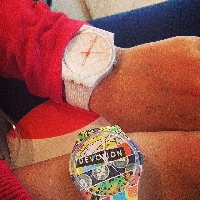 #SwatchSwatches Martuboetsch, Swatches Watches