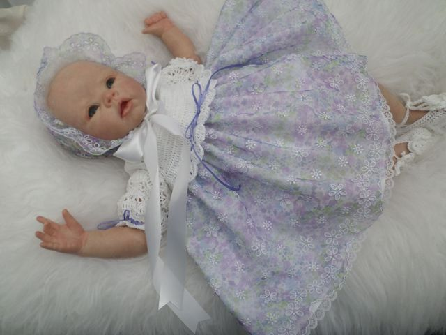 Handmade reborn baby clothes by BABY BANTER  member Maxina at Threads by Me