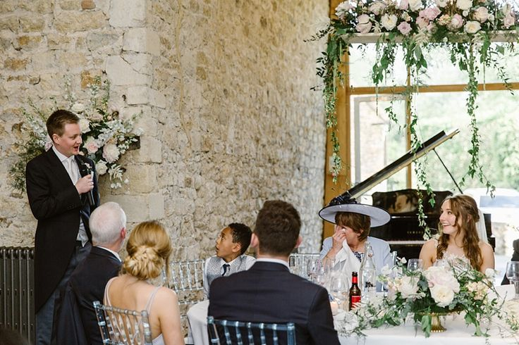 Notley Abbey Wedding by Natalie J Weddings.  Flowers by Wild Orchid
