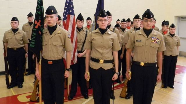 The smallest military cuts sting the most - NJROTC in jeopardy - Blog - MyNorthwest.com