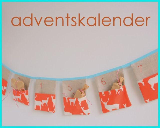 by eva maria: diy adventskalender