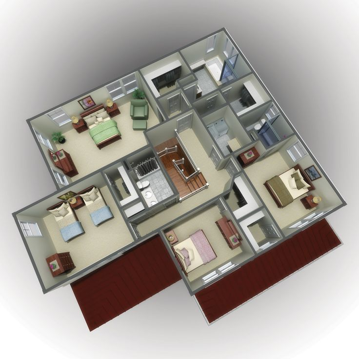 25 best images about 3d floor plan 3d site plan for Site plan 3d