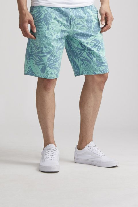 Valley Tropical Walkshorts - MG Black Label - Shorts & Swim : JackThreads