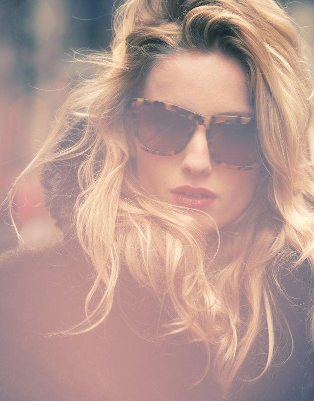 Love this look.  Annabelle Wallis