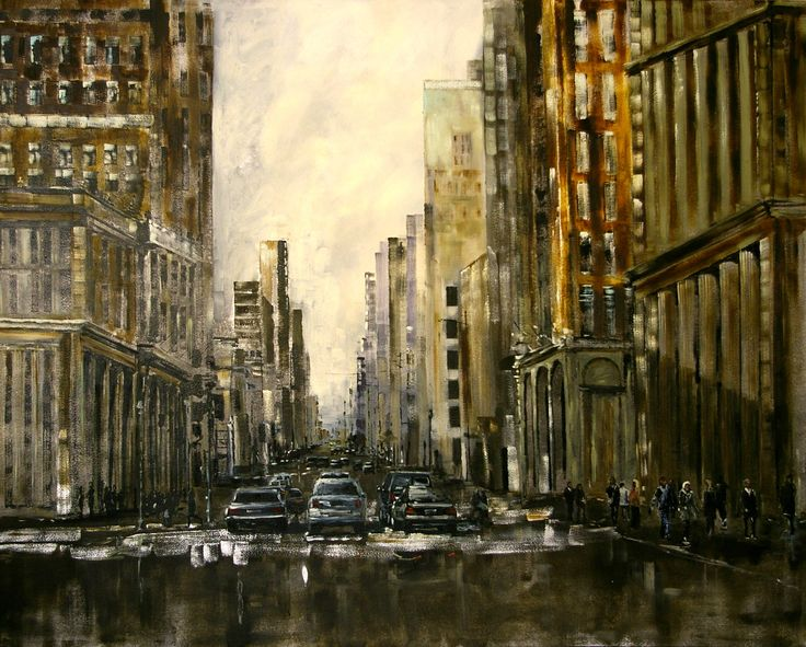 "Gavin Collins ""in the city"""
