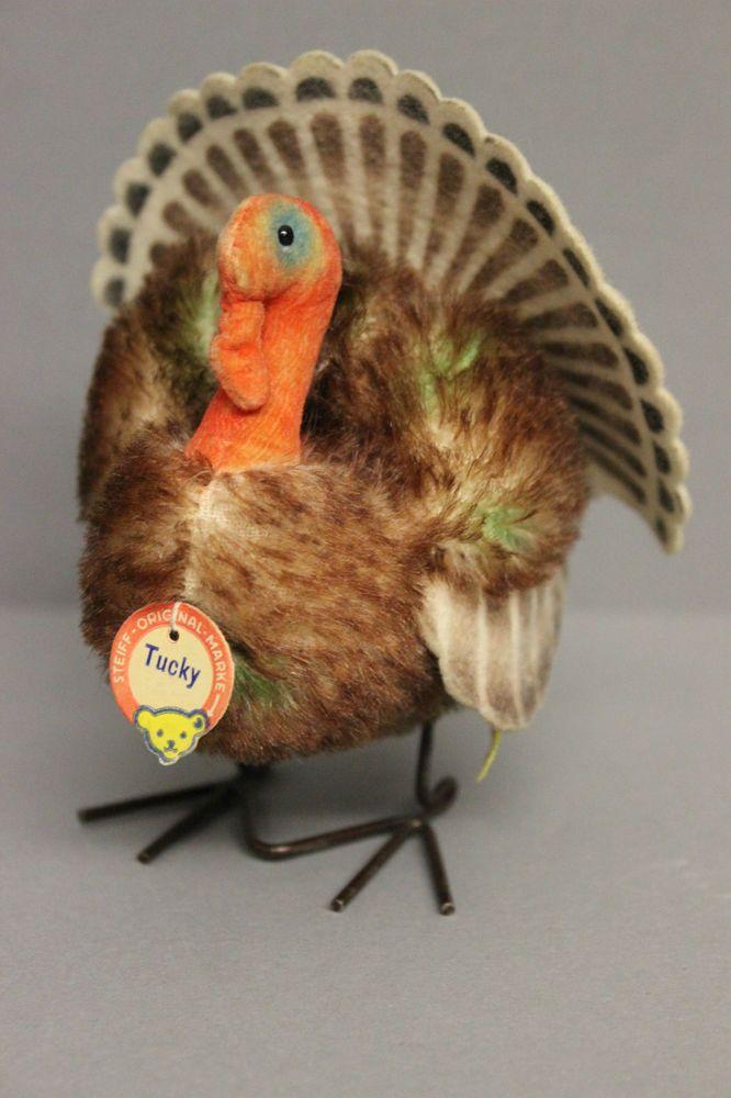 Steiff turkey