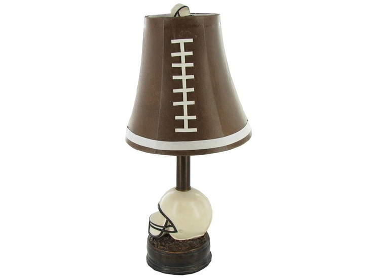 17 Quot Football Lamp Football Boy Rooms And Boys