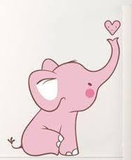 Resultado de imagen para imagenes para colorear de elefante bebe