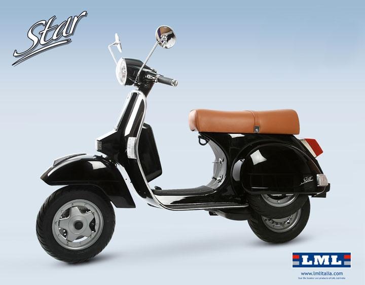LML Star 200 4T
