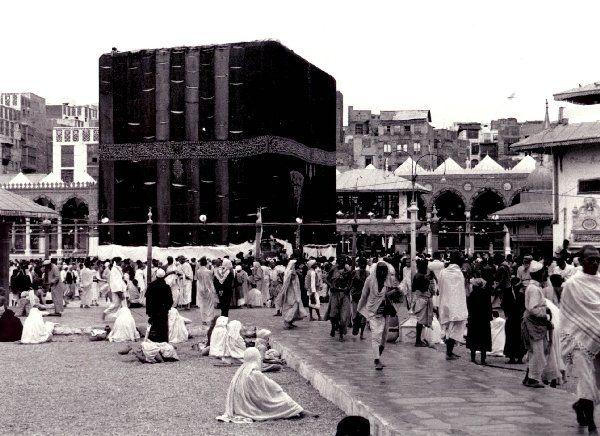 Kaaba 1937 (Mecca, Saudi Arabia)