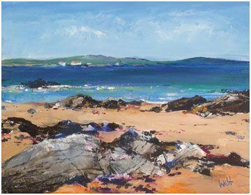 Kenneth Webb - The Whitethorn Art Gallery, Clifden, Connemara, Co ...