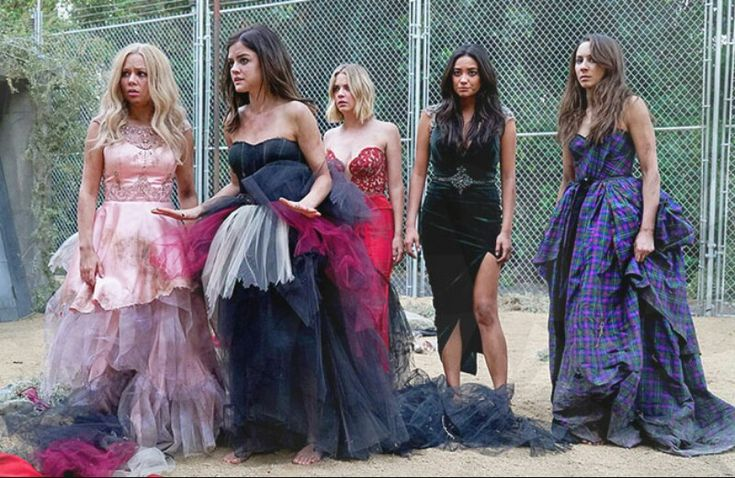 Pretty Little Liars « The Doll House » By @thebetterFashion
