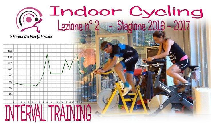 Allenamento intervallato con 3 picchi a medio-alta intensità, perfetto per migliorare la resistenza aerobica, dimagrire, mantenersi in forma e... divertirsi! La lezione può essere svolta su cyclette, rulli e... spinbike!!!!!