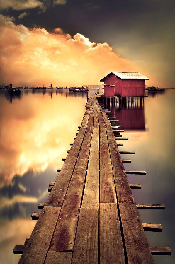 "500px / Photo ""My Way Home"" by Martha Suherman"