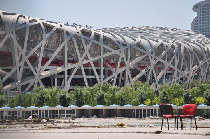 Deserted Places: Beijing's abandoned Olympic venues