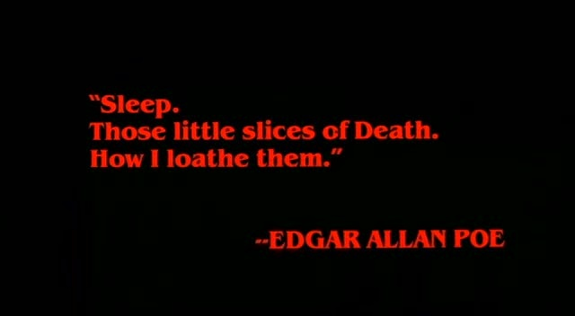 Nightmare On Elm St Quotes: 46 Best Images About Everything Horror On Pinterest