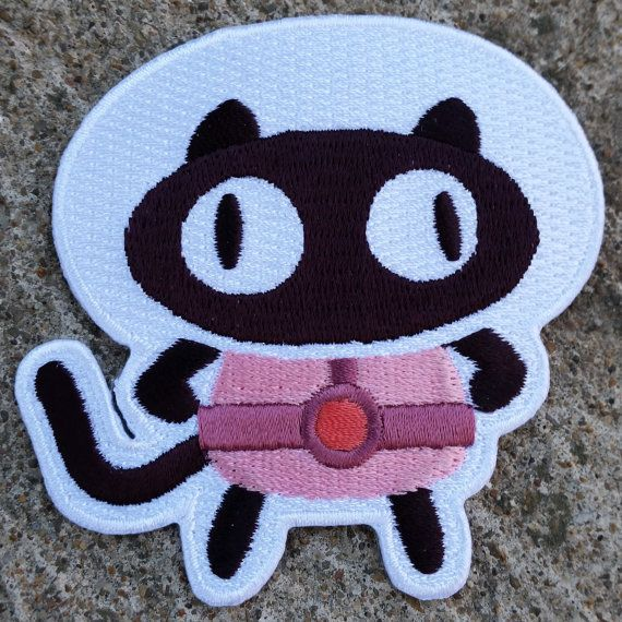 3 embroidered patch You can either iron or sew it on