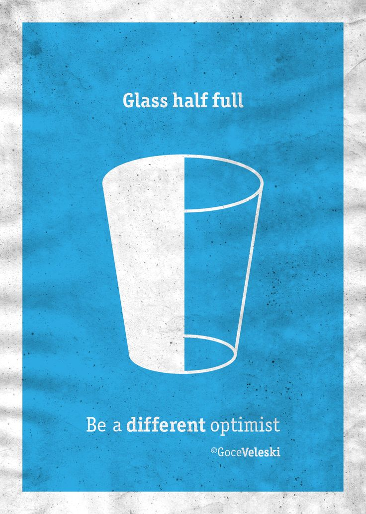 Everybody wants to be an Optimist now or then. Everybody can be an optimist in life. This poster represents the Optimism that's come from the head of a designer and a different optimist than the rest of the people. A poster that tells people to be different and also optimists in life.