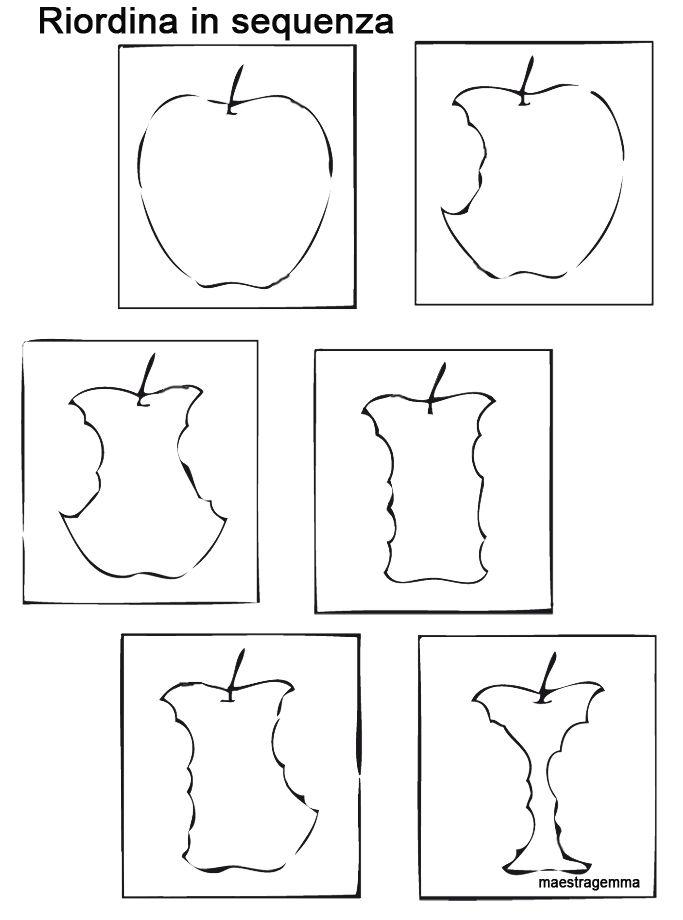 326 fantastiche immagini su sequenze su pinterest for Schede didattiche sequenze temporali