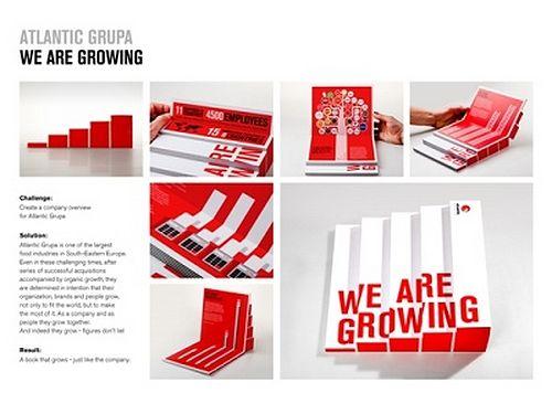 Golden Drum Award Winner Atlantic Group Award: Golden Drum Campaign name: Atlantic Group – We Are Growing Category:Design of Brand & Corporate Identity Advertising agengy: Imago Advertising Agengy Brand name: Atlantic Group Country: Croatia